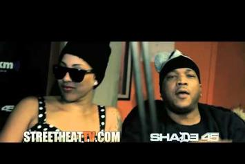 "Styles P """"Lion Pride Freestyle"" At Shade 45"" Video"