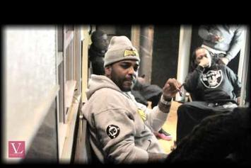 "Jim Jones ""Vampire Justice"" Video"