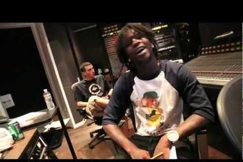 "Chief Keef Feat. Soulja Boy & Young Chop ""In The Studio"" Video"