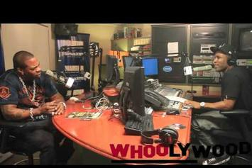 "Busta Rhymes ""DJ Whoo Kid Interview"" Video"