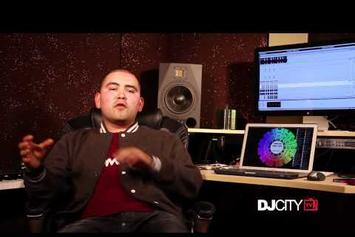 "Big Syphe ""Behind the Beat w/ Big Syphe : Men in Black 3 Official Theme Song w/ Pitbull"" Video"