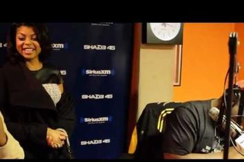 """Fat Pimp Feat. Taraji P """"Freestyle on Sway in the Morning"""" Video"""