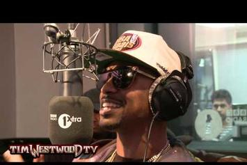 "Big Sean ""Freestyle On Tim Westwood"" Video"