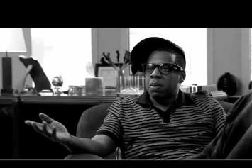 "Jay-Z  """"A World With Amnesia"""" Video"