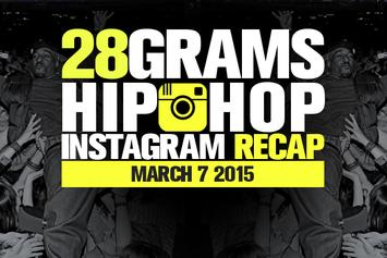 28 Grams: Hip-Hop Instagram Recap (Mar. 7)