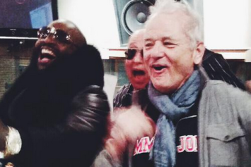 Rick Ross Recorded A Christmas Song With Bill Murray