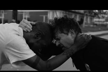 "Run The Jewels Feat. Zach De La Rocha ""Close Your Eyes (And Count To Fuck)"" Video"
