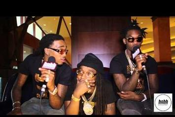 "Migos Promise Fans Will Be ""Shocked"" By ""YRN: Tha Album"""