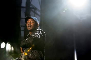 "Kendrick Lamar's ""King Kunta"" Video Is Premiering Today In Times Square"