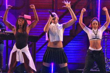 "Tinashe Performs ""All Hands On Deck"" On Conan"