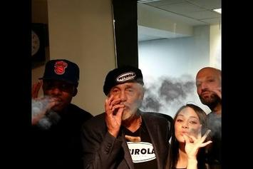 DJ Whoo Kid 4/20 Interview With Tommy Chong