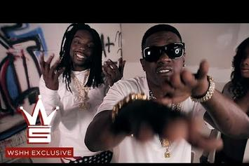 "Young Scooter Feat. Boosie Badazz ""Pots And Stoves"" Video"