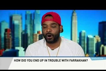 Jim Jones On ESPN's Highly Questionable