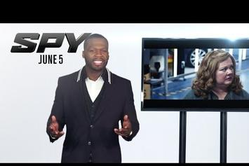 "50 Cent Explains Why ""SPY"" Is So Funny"