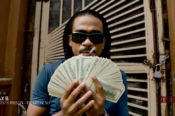 Max B Spits A Freestyle From Prison Over The Phone
