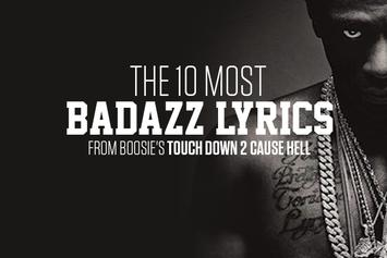 """The 10 Most Badazz Lyrics From Boosie's """"Touch Down 2 Cause Hell"""""""