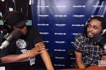 Skeme Freestyles On Sway In The Morning