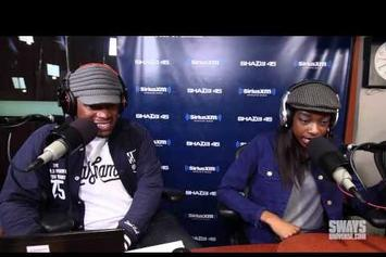 Little Simz Freestyles On Sway In The Morning