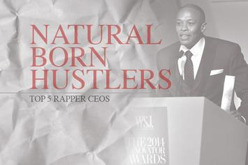 Natural Born Hustlers: Top 5 Rapper CEOs