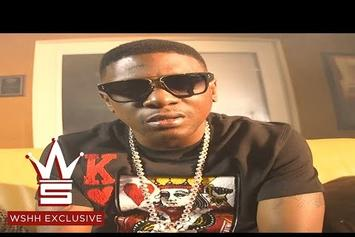"Boosie Badazz ""Kicking Clouds"" Video"