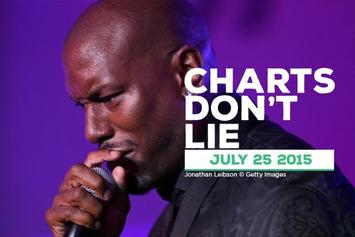 Charts Don't Lie: July 25th
