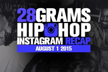28 Grams: Hip Hop Instagram Recap (July 25-31)