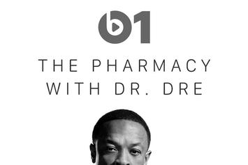 "Stream Dr. Dre's Full Beats 1 Show, ""The Pharmacy"""