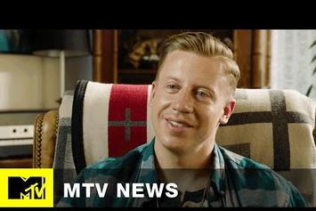 "Macklemore Talks New Song ""Growing Up"""