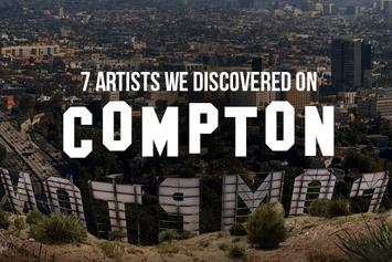 """7 Artists We Discovered On """"Compton"""""""