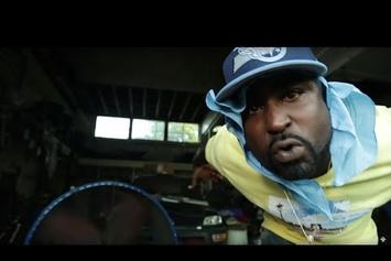 "Young Buck ""Refill"" Video"