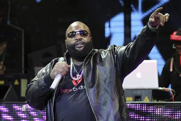 "Rick Ross To Release New Album ""Black Dollar"" This Week"