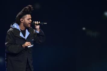 The Weeknd To Perform At Apple Music Festival