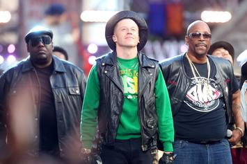 "Melle Mel: Macklemore's ""Downtown"" Is ""Definitely A Good Look For Hip-Hop"""