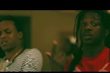 "ManMan Savage Feat. Rich The Kid, Skippa Da Flippa ""Dirty"" Video"
