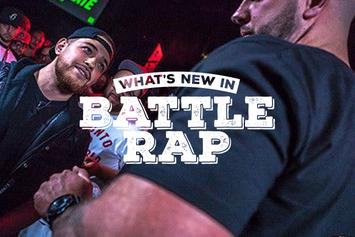 What's New In Battle Rap (September 18)