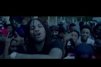 "Waka Flocka ""Workin'"" Video"