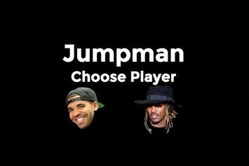 """Drake And Future's """"Jumpman"""" Is Now A Super-Addictive Video Game"""