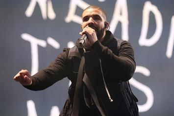 "Drake Takes Shots At Meek Mill On ""Truffle Butter"" At Austin City Limits"