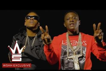 "Hurricane Chris Feat. Boosie Badazz ""Ratchet (Remix)"" Video"