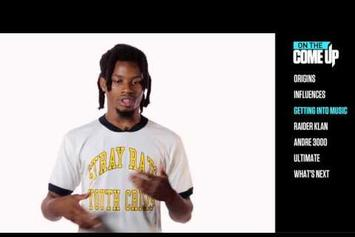 On The Come Up: Denzel Curry