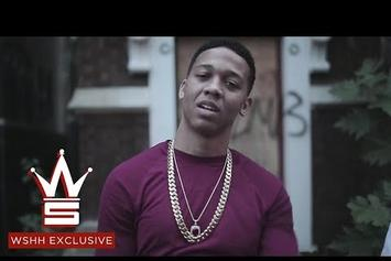 "Lil Bibby ""Word Around Town"" Video"