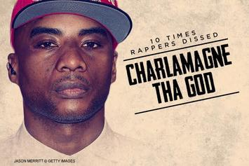 10 Times Rappers Dissed Charlamagne Tha God