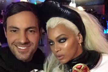 Beyoncé Was Storm From X-Men At Ciara's Superhero Birthday Party