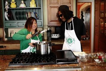 """Ab-Soul Cooks Up Sicilian Cauliflower In """"Smoke In The Kitchen"""""""