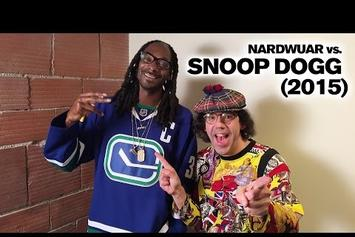 Nardwuar Interviews Snoop Dogg For The 7th Time