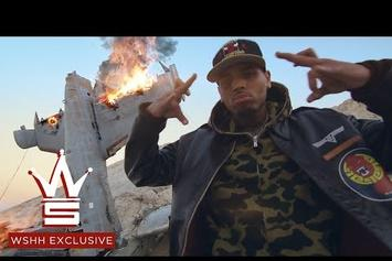 """French Montana Feat. Chris Brown & Migos """"Moses"""" Video"""
