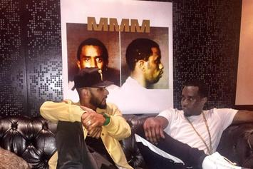 "Tracklist For Diddy's ""MMM"" Album Surfaces"