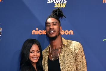 Teyana Taylor & Iman Shumpert Get Engaged At Baby Shower