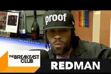 Redman On The Breakfast Club