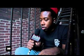 Mark Battles Spits Acapella Freestyle
